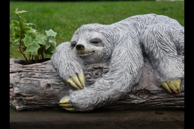 Karl the Sloth Planter