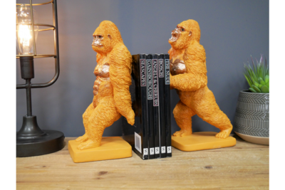 Gorilla Book Ends