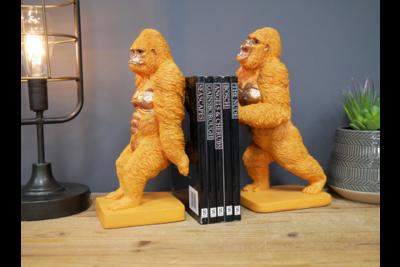 Gorilla Book Ends