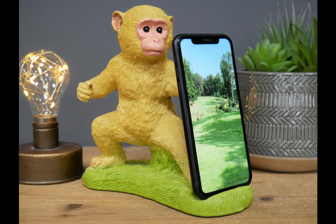 Monkey Mobile Phone Holder