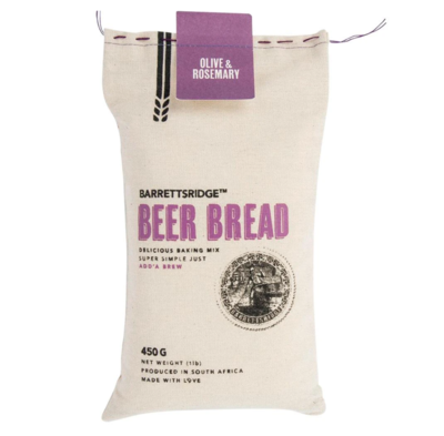Beer Bread - Olive & Rosemary