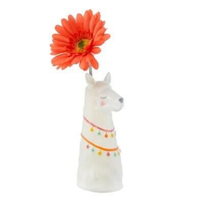 Lima Llama Vase