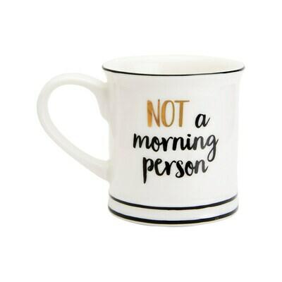 Not A Morning Person Espresso Mug