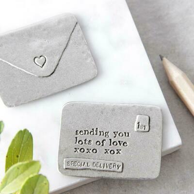 Lots of Love Envelope Token