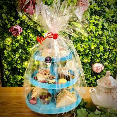 Children's Afternoon Tea for Two with Stand