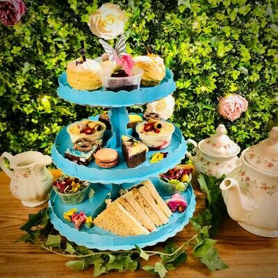 Afternoon Tea for Two with Stand