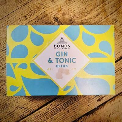 Gin & Tonic Jellies