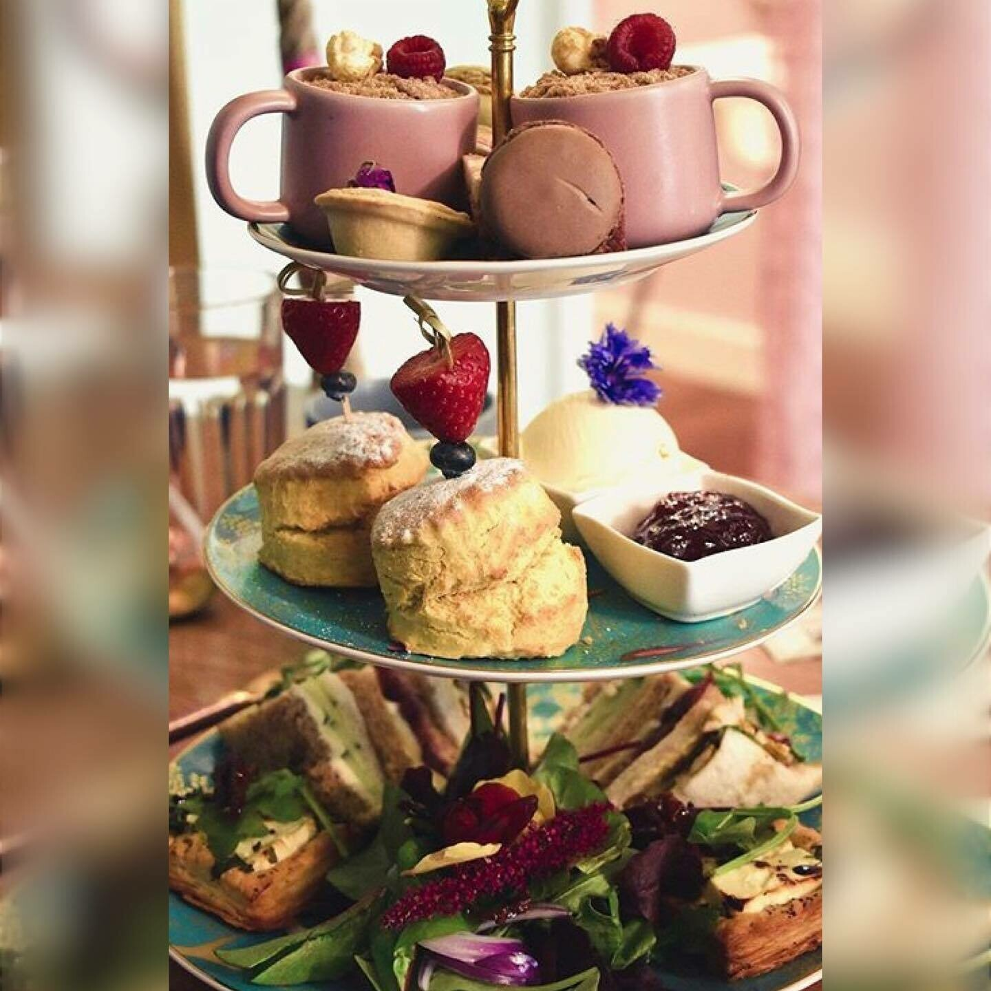 Boxed Afternoon Tea (per person)
