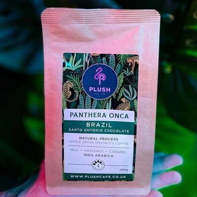 Panthera Onca - Brazil Santo Antonio Chocolate Coffee 200g