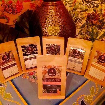 Plush Coffee Bundle
