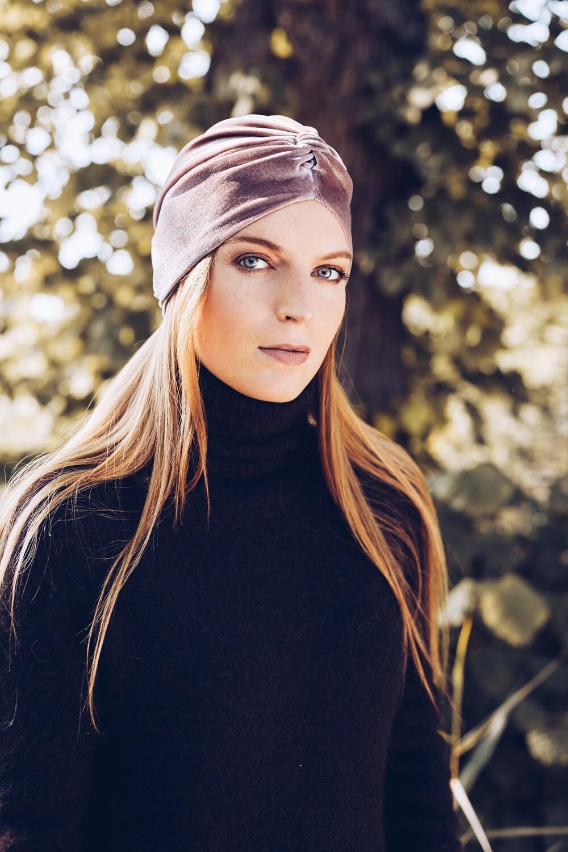Lovely Louisa Velvet Oudroze