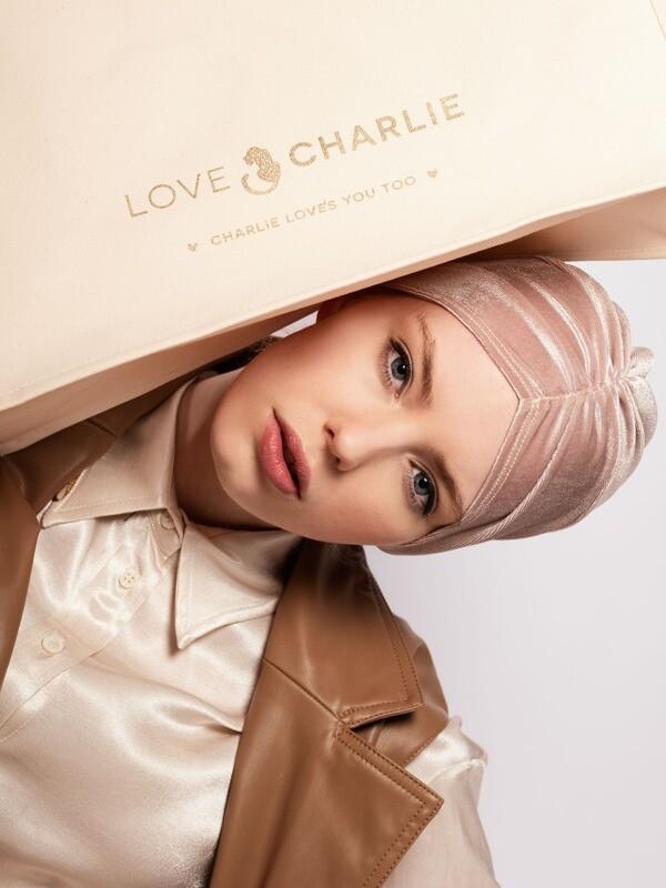 Love Charlie Power Bag
