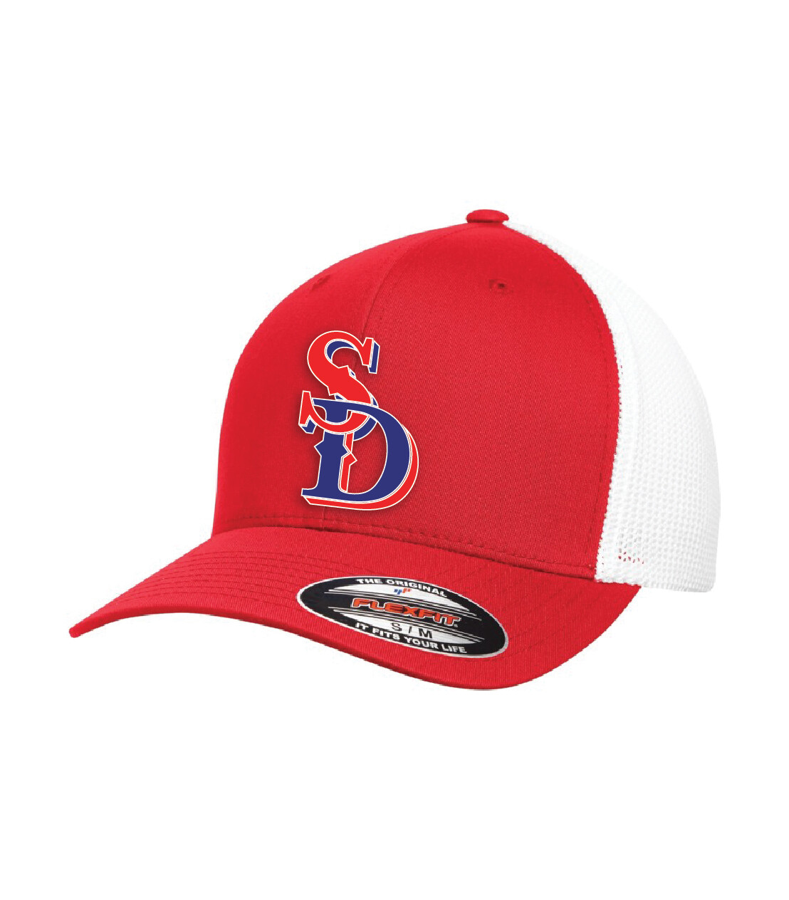 Mesh Snapback Sun Devils Hat