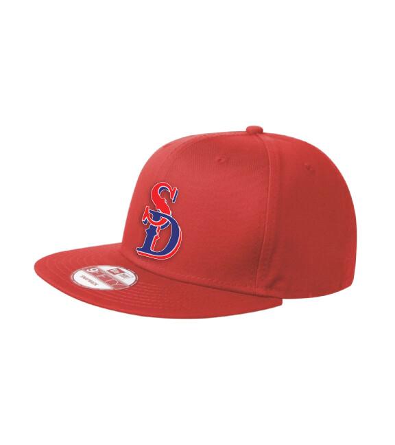 Flat Bill Snapback Sun Devils Hat