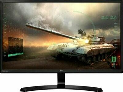 LG - 24 IPS LED FHD FreeSync Monitor - Black - LG2400-0