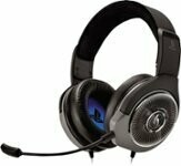 Afterglow - AG 6 Wired Stereo Gaming Headset for PS4 - Black- AG6WPS-2WD