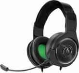Afterglow - AG 6 Wired Stereo Gaming Headset for Xbox One - Black - AG6WXO-1