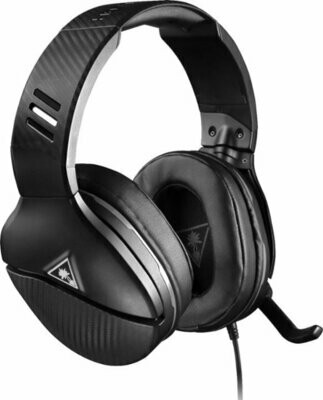 Turtle Beach - RECON 200 Wired Stereo Gaming Headset - Black - TBR200WB-0