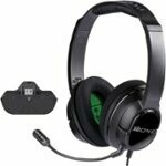 Turtle Beach - Ear Force XO ONE Wired Stereo Gaming Headset for Xbox One - Black -