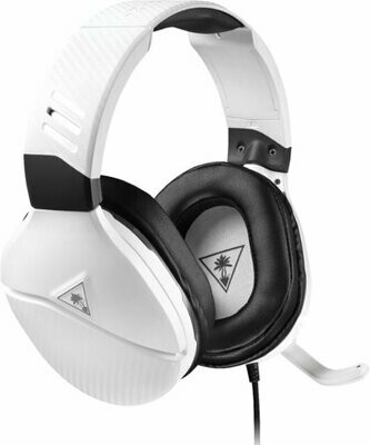 Turtle Beach - RECON 200 Wired Stereo Gaming Headset - White - TBR200WW-0