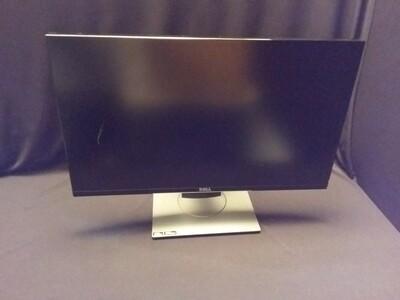"""Dell - 24"""" LED QHD G-SYNC Monitor - Black - S2417DG-3"""