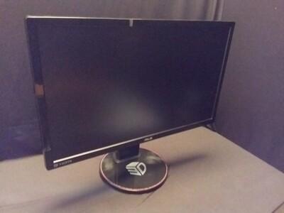 "ASUS - 24"" LED FHD Monitor - Black - VG248QE-0"