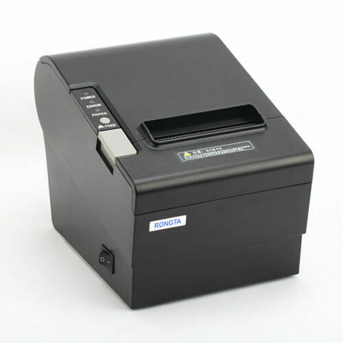 WIRELESS WIFI Thermal Receipt Printers HIGH SPEED RONGTA RP80 POS PRINTER (NEW IN BOX)