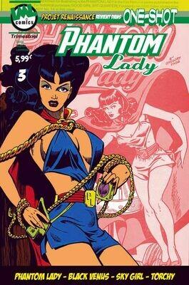 PHANTOM LADY - OneShot N° 3