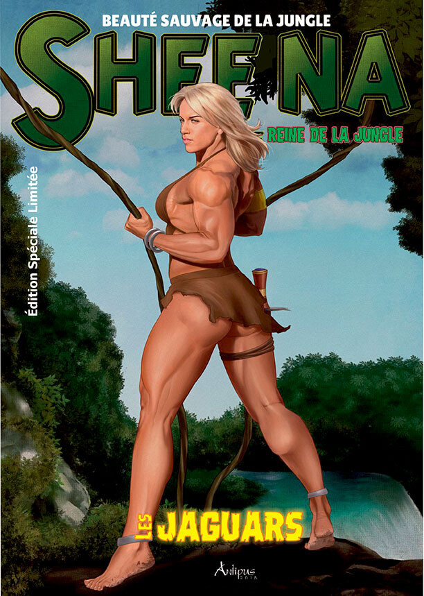 SHEENA Reine de la Jungle - TOME 1
