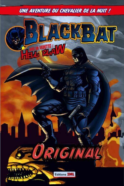 BLACK BAT - ORIGINAL - tome 1