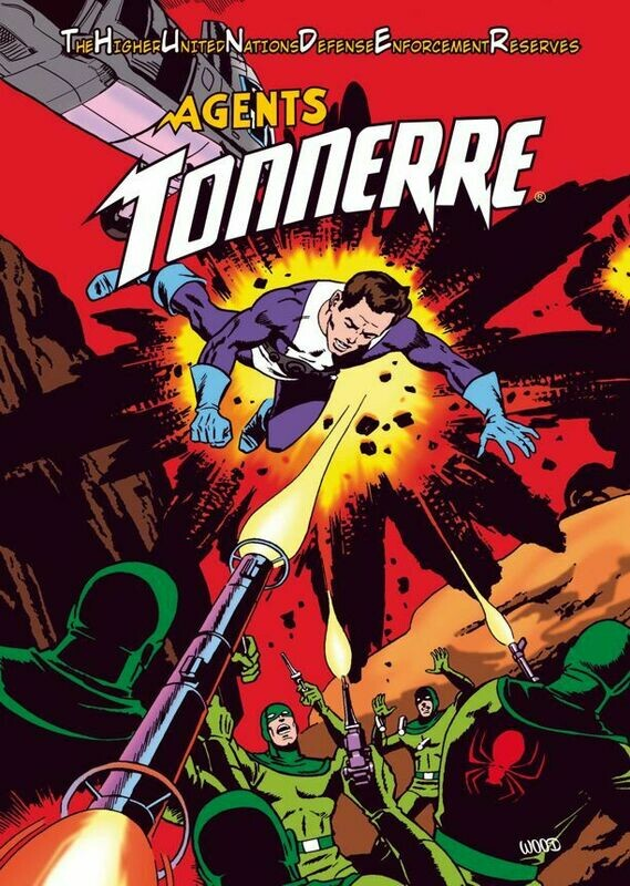 AGENTS TONNERRE TOME 6