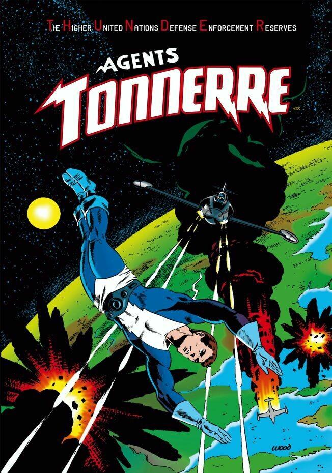 LES AGENTS TONNERRE TOME 4