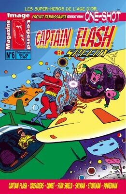 CAPTAIN FLASH- OneShot N°6