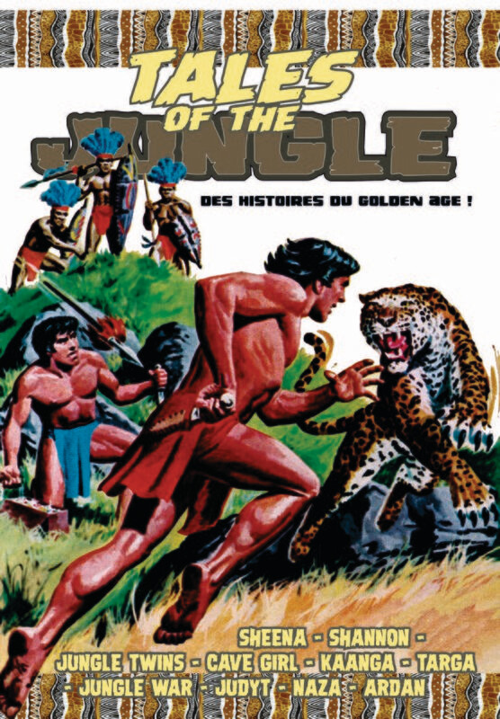 TALES OF THE JUNGLE TOME 1