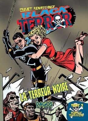 BLACK TERROR TOME 3