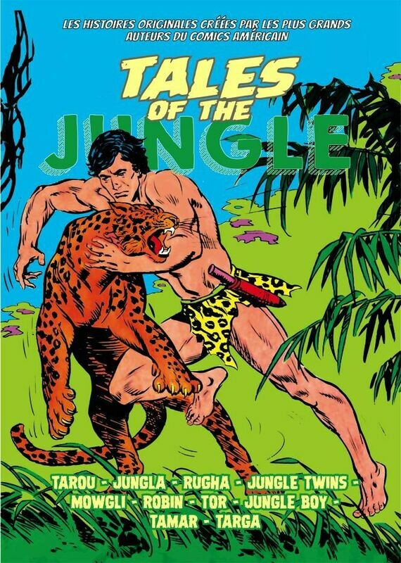 TALES OF THE JUGLE tome 2