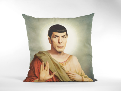 SPOCK CUSHION