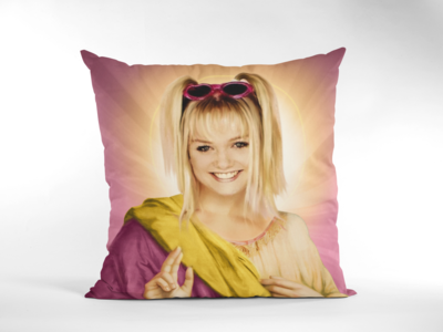 BABY SPICE (EMMA) CUSHION