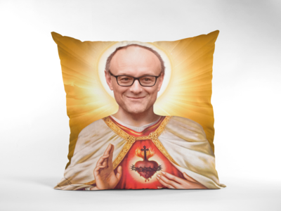 DOMINIC CUMMINGS CUSHION