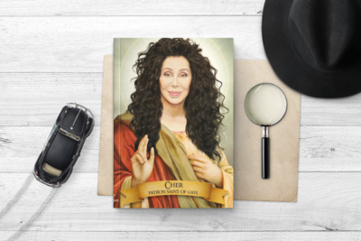 CHER NOTEBOOK