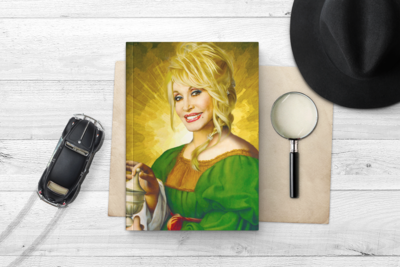 DOLLY PARTON (RENAISSANCE) NOTEBOOK