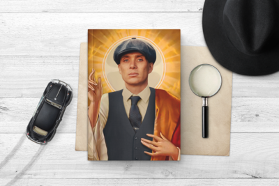 THOMAS SHELBY (PEAKY BLINDERS) NOTEBOOK