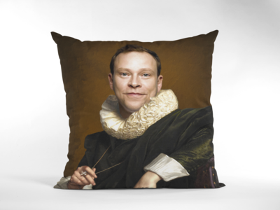 ROBERT WEBB (RENAISSANCE) CUSHION