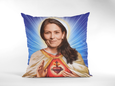 PRITI PATEL CUSHION