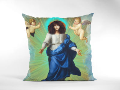 KATE BUSH CUSHION