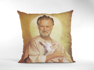 BILL PULLMAN CUSHION