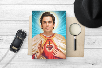 MATT BOMER  NOTEBOOK