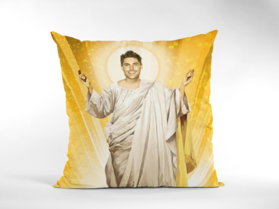 ZAC EFRON CUSHION