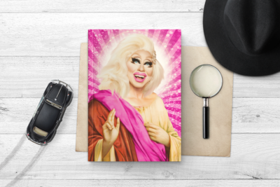 TRIXIE MATTELL NOTEBOOK