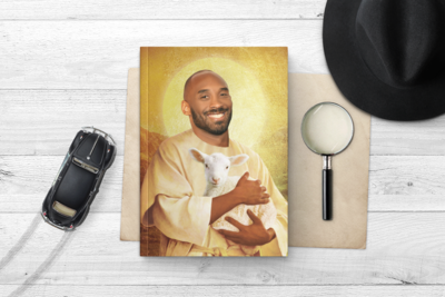 KOBE BRYANT NOTEBOOK